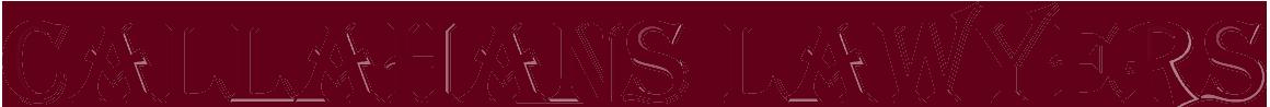 Callahans Lawyers Logo